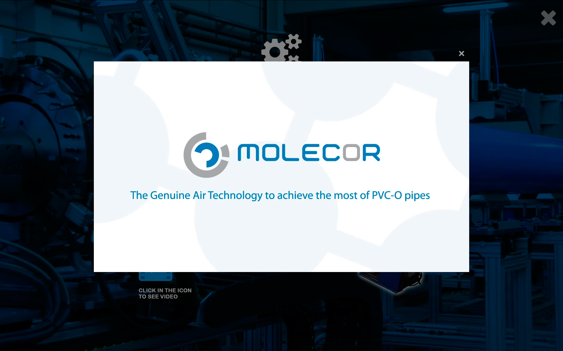 Technology Video - Molecor Multimedia