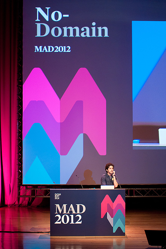 MAD 2012 - No-Domain