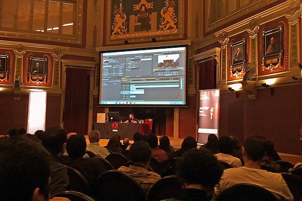 Adobe | HP | NVidia Video & Design Tour - Madrid 1