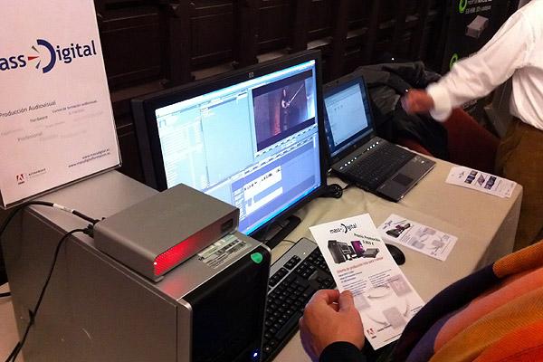 Adobe | HP | NVidia Video & Design Tour - Madrid 3