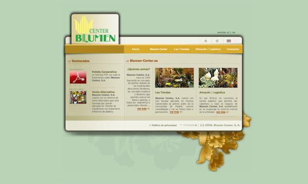 Web Blumen Center