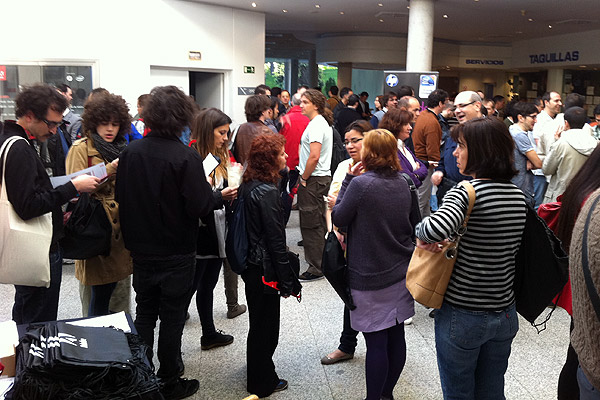 Registro | Presentación Adobe Creative Suite 5.5 en el IMAX de Madrid