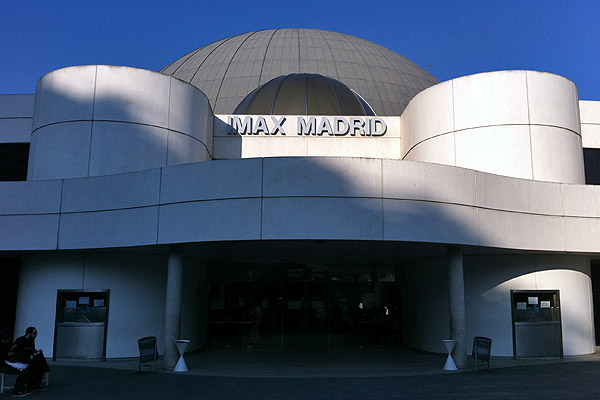 IMAX | Presentación Adobe Creative Suite 5.5 en el IMAX de Madrid