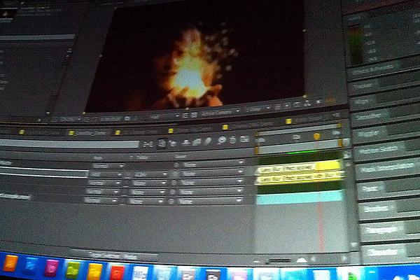 Pantalla IMAX | Presentación Adobe Creative Suite 5.5 en el IMAX de Madrid
