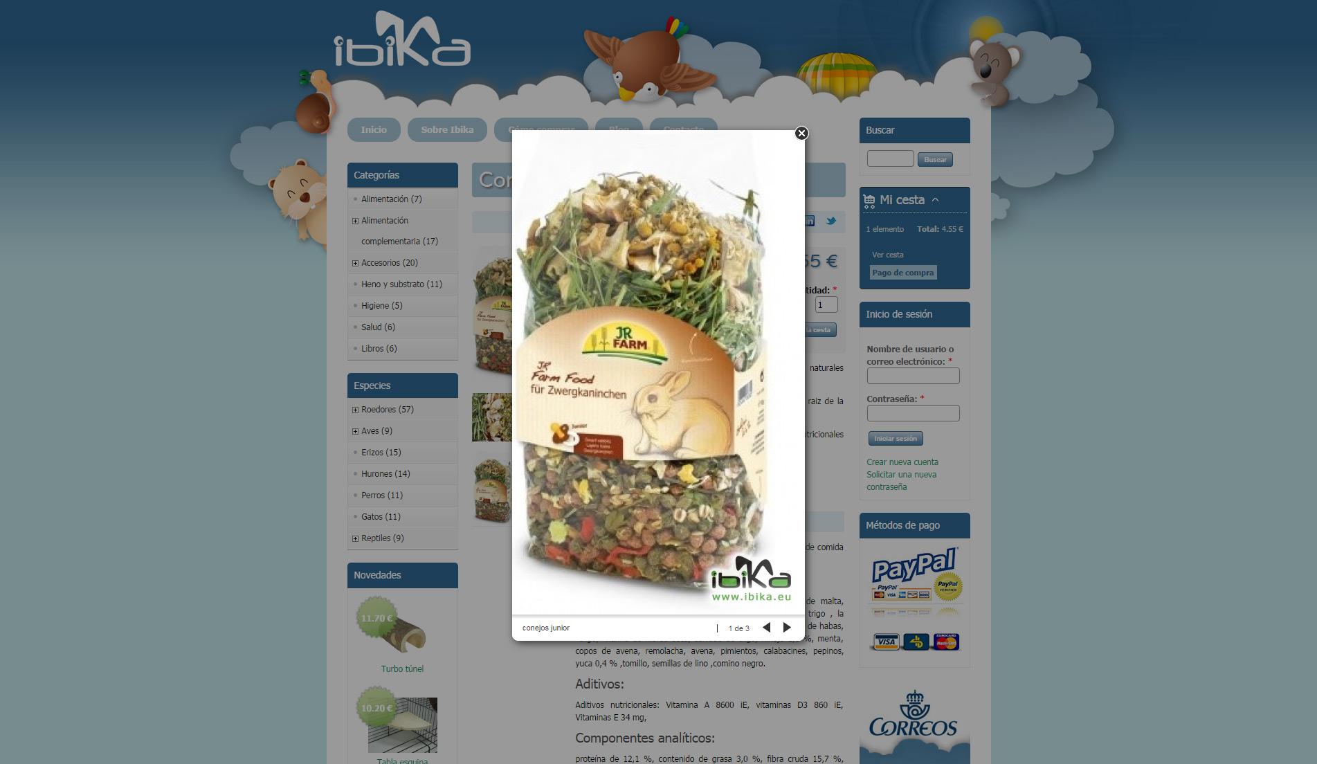 Ibika | Imagen producto