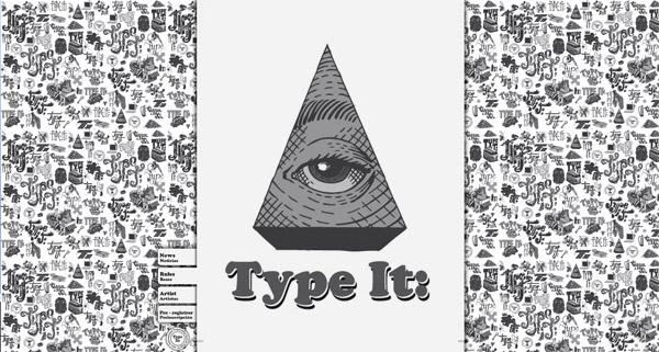 Type It: Concurso de tipografía