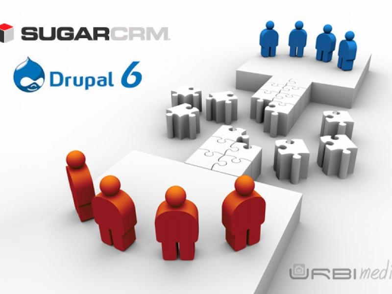 Integración de Drupal 6 con SugarCRM