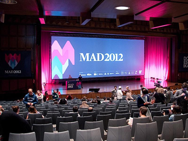 MAD 2012, la gran fuente de inspiración anual