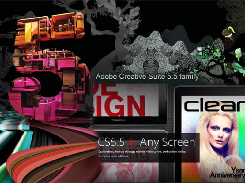 Adobe   Presentación Adobe Creative Suite 5.5 en el IMAX de Madrid