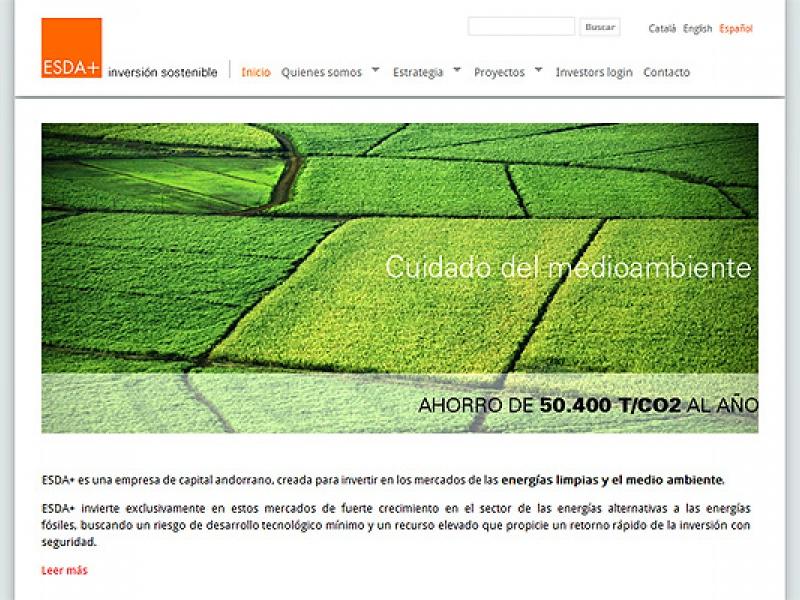 ESDA+ | Energía sostenible