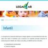 Detalle Menu Responsive - Colegio Legamar