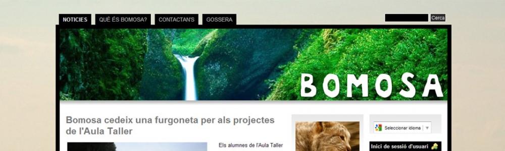 web.bomosa.ad | Web de Bomosa