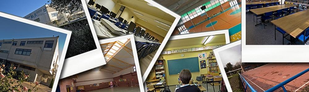 Reportaje fotográfico de las instalaciones del Colegio Legamar