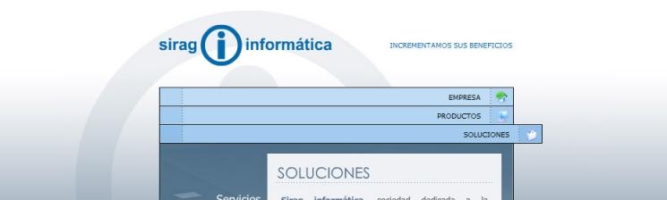 esirag.com | Web Corporativa Sirag Informática