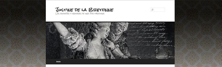 Justine de la Bretonne | Blog